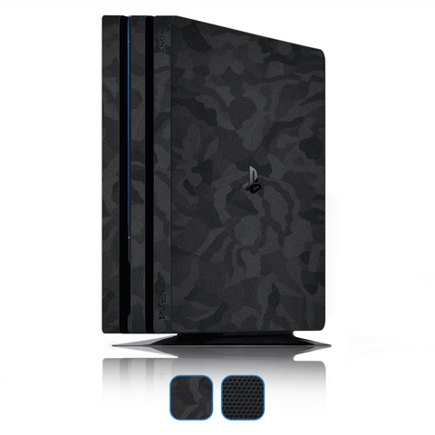 Playstation 4 Pro Skins - Stealth Series