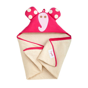 elephant hooded towel - 3 Sprouts - 1