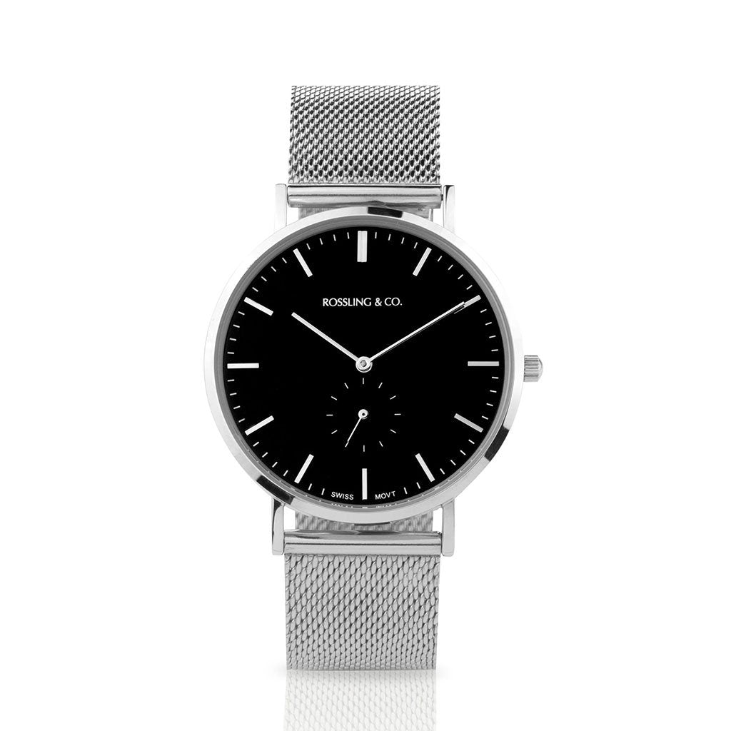 ROSSLING & CO. CLASSIC 40MM - MESH
