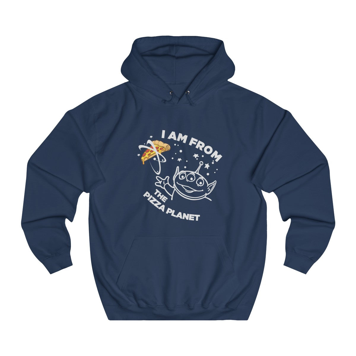 Amazing Hoodie the planet Pizza