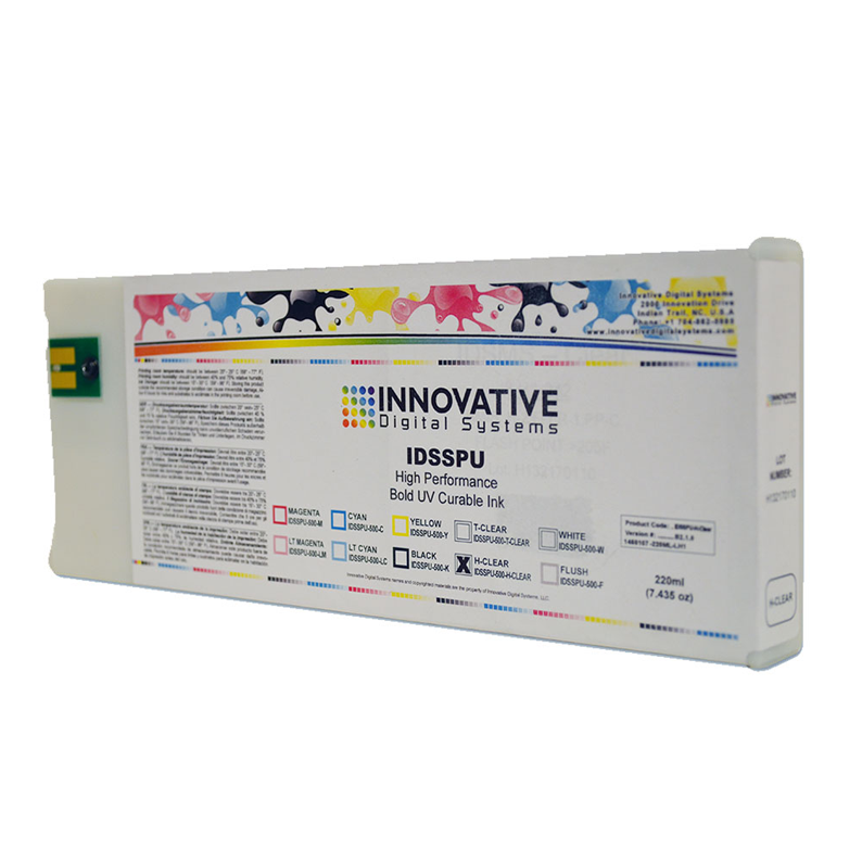 IDS 220mL Clear Ink Cartridge