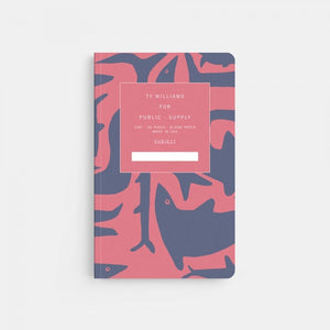 "5x8"" - Special Edition Notebook - Ty Williams"