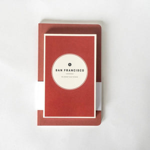 Wildsam Travel Guide Gift Set - San Francisco