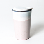 Ceramic Keep Cup - Strawberry Milk