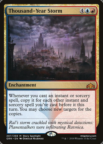Thousand-Year Storm [Guilds of Ravnica]