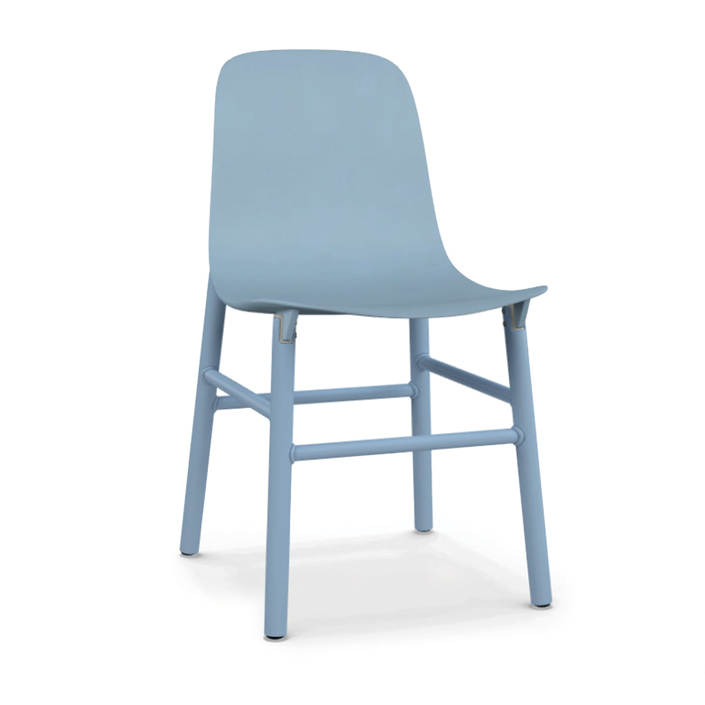 Sharky Chair, Aluminium Legs
