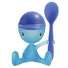 Cico Egg Cup with Salt Castor and Spoon by Alessi