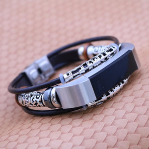 High-Quality Leather Bracelet Fitbit Alta/Alta HR