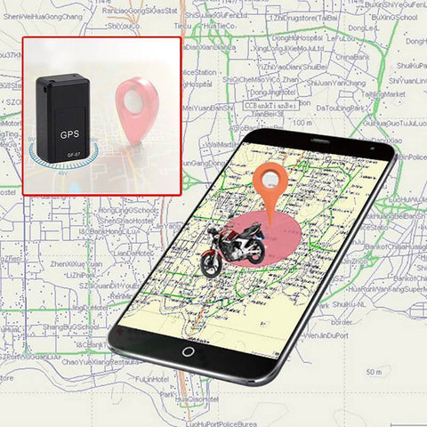 Image of ULTRACE Mini GPS Tracker - Track Your Car, Pet And Other Belongings