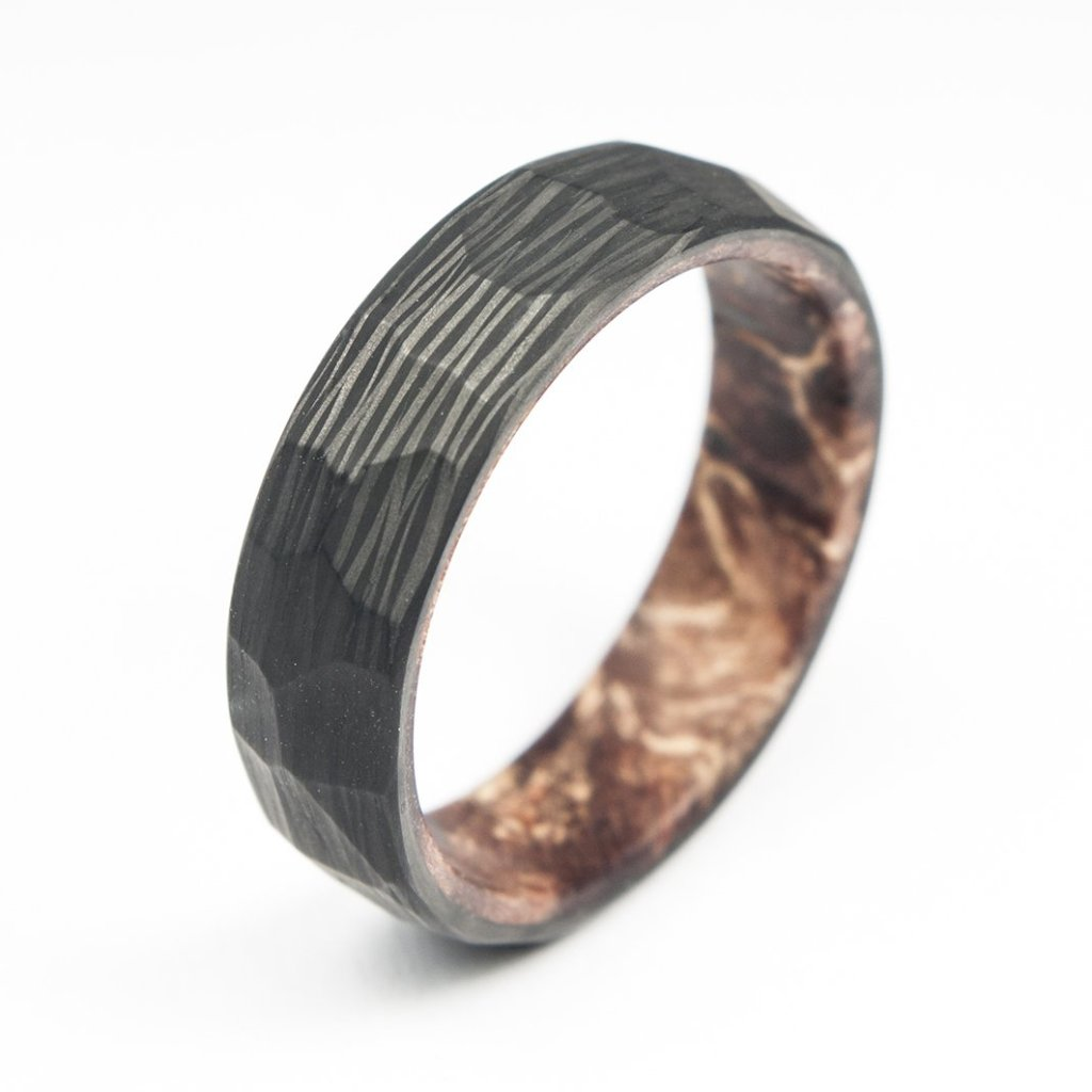Poplar Crystal Ring
