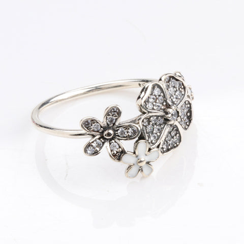 Engagement Ring Austrian Crystals Top Quality - fobglobal
