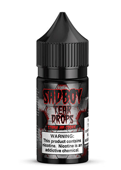 Sadboy Tear Drops - Straw Jam Cookie 30ml