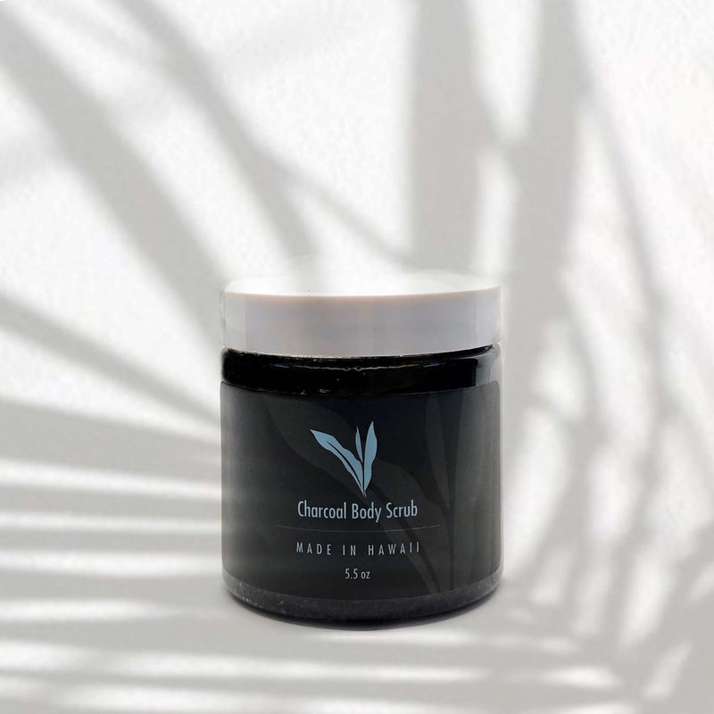 CHARCOAL BODY SCRUB