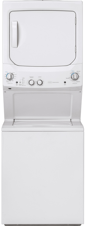 Laundry Center 3.8 Cu.Ft. Washer/ 5.9 Cu.Ft. Dryer by Crosley XUD27ESSMWW