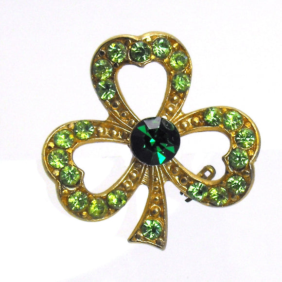 St Patricks Day Jewelry at Q vintage Jewelry