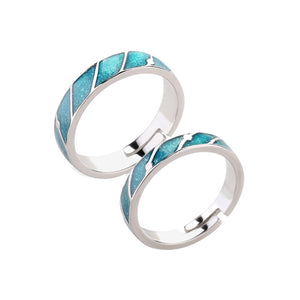 925 Couple Ring Meteor shower