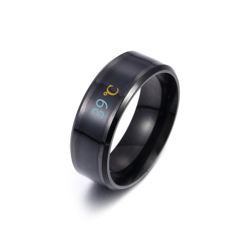 Couple Ring Temperature Rings