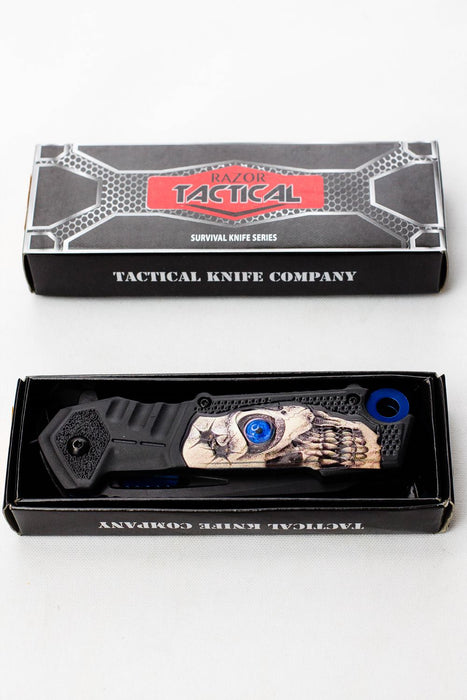 Tactical hunting knife DS7137