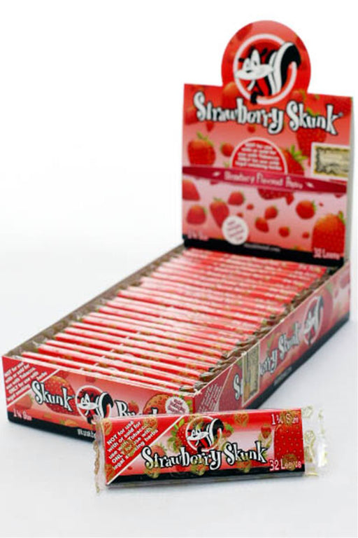Skunk Brand sneaky delicious flavors papers
