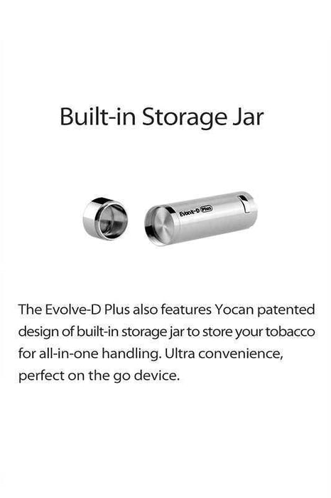 Yocan Evolve D Plus vape pen