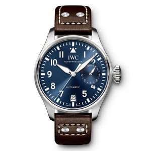 Iwc Big Pilots Watch Le Petit Prince 46Mm Stainless Steel (Iw500916) - Watches Boston