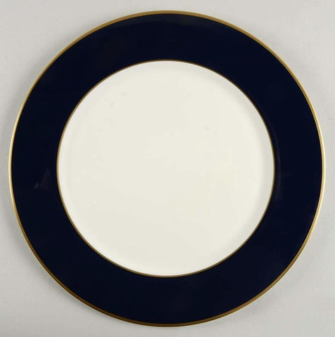 Pickard China Charger Collection In Black/ivory - Home & Decor Boston