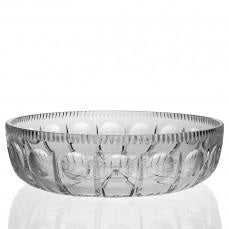 William Yeoward Crystal Harlequine 14 Centerpiece Bowl - HOME & DECOR Boston