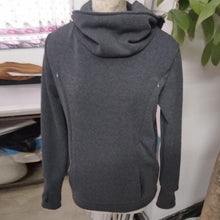 Load image into Gallery viewer, Thickening Long Sleeves Exposed Finger Lactation Maternity Hoodie