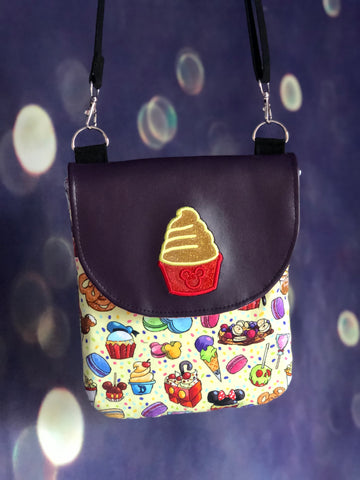 Park Snacks Cross Body Pouch