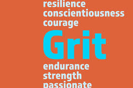 We know You Have Grit