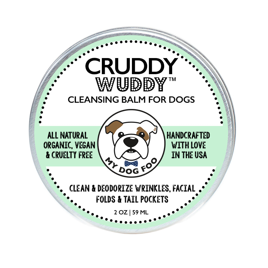 CRUDDY WUDDY CLEANSING BALM  |  FULL SIZE