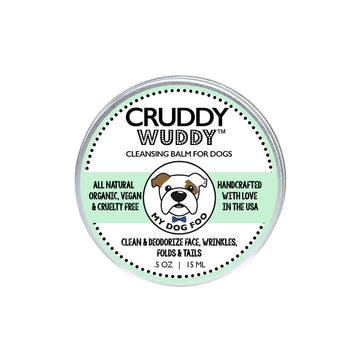CRUDDY WUDDY CLEANSING BALM |  TRAVEL SIZE