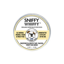 SNIFFY WHIFFY NOSE HEALING BALM |  TRAVEL SIZE