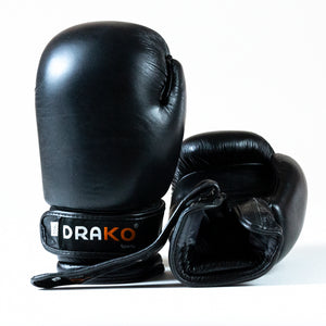 DRAKO LEATHER BOXING GLOVES
