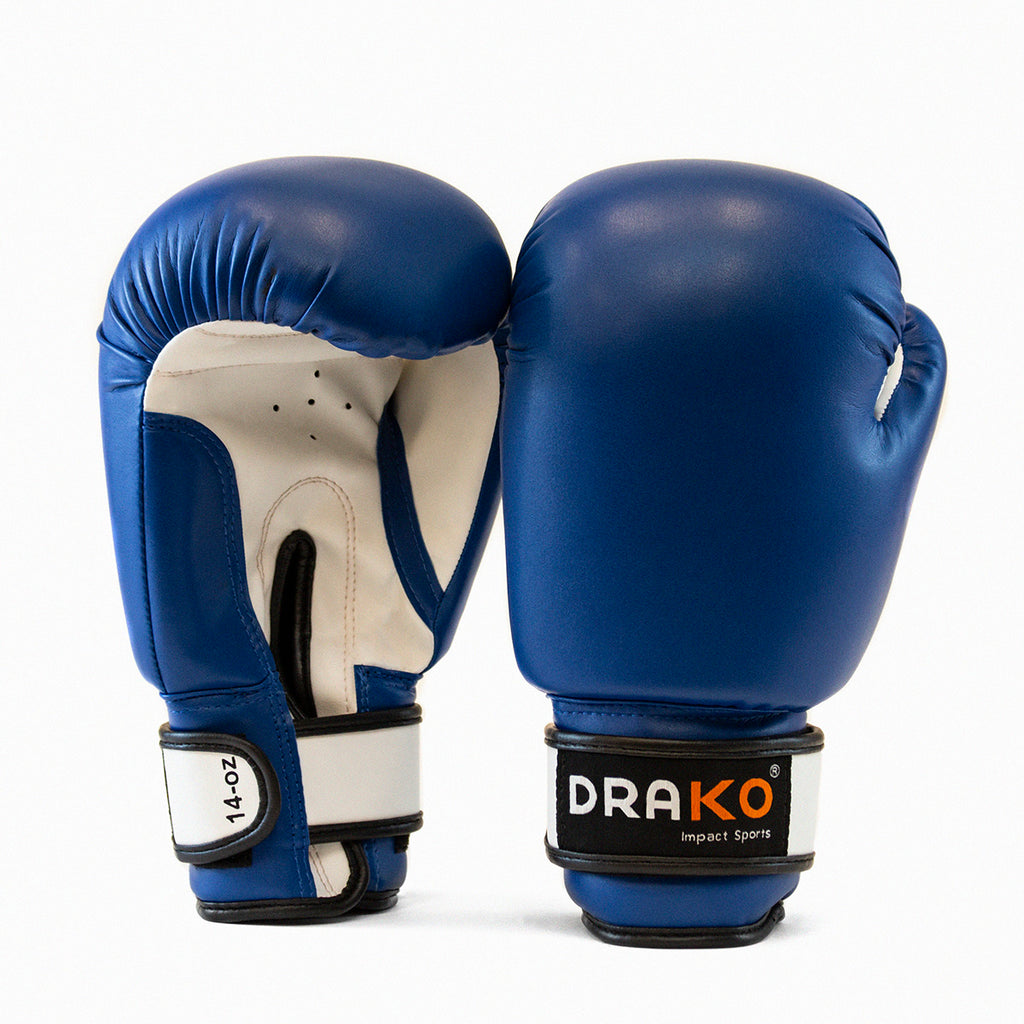 DRAKO VINYL BOXING GLOVES