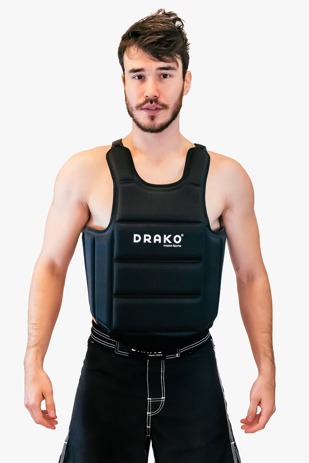 DRAKO COMBAT SPORTS CHESTGUARD
