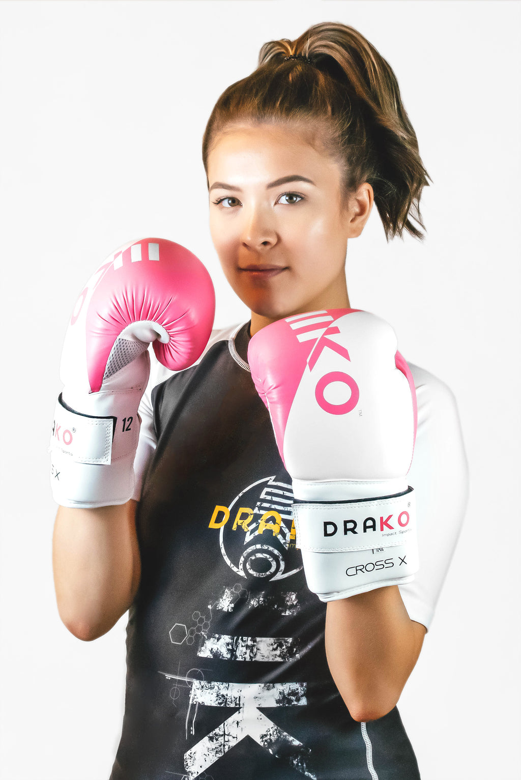 DRAKO CROSS X BOXING GLOVES