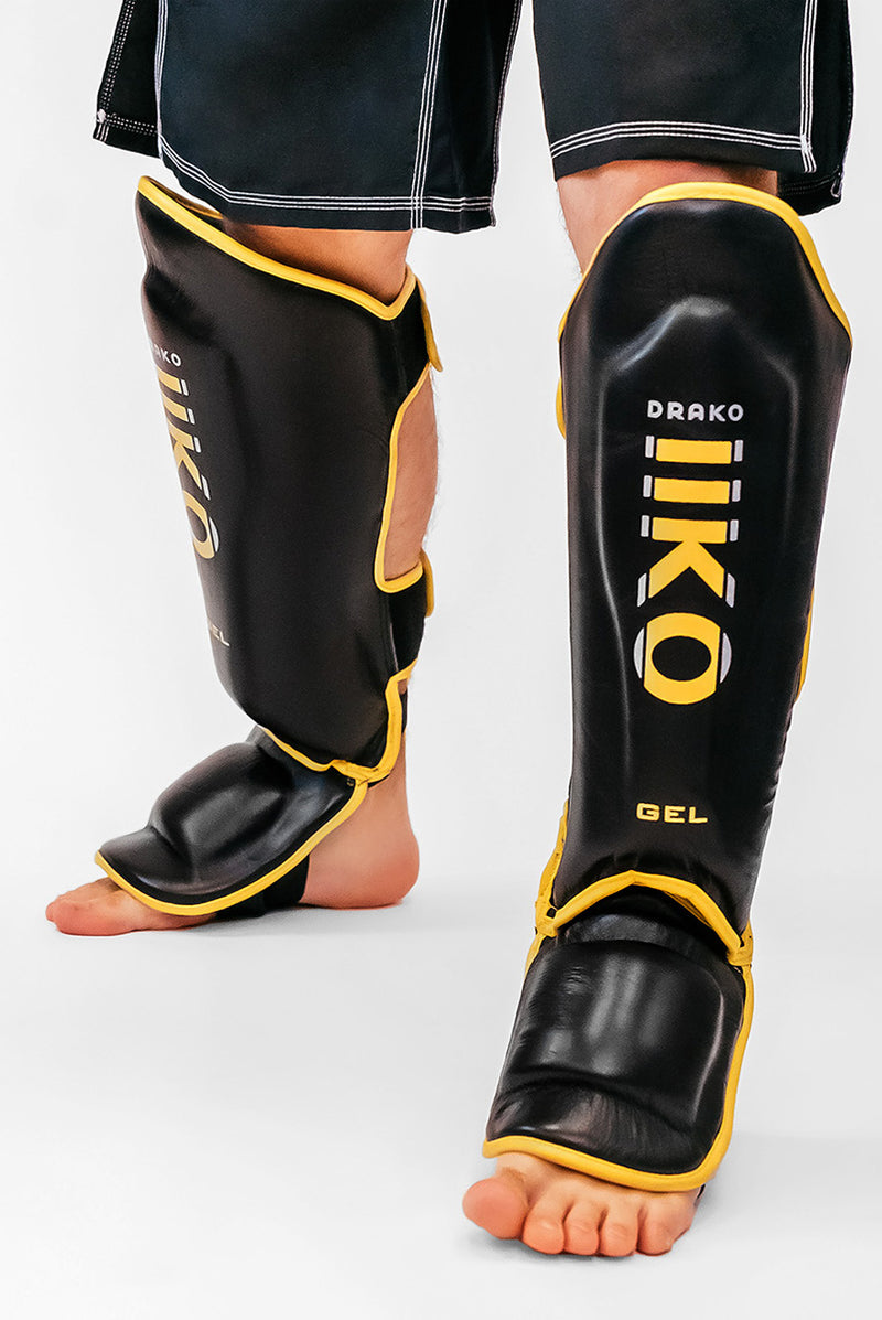 DRAKO POWER GEL SHIN INSTEPS