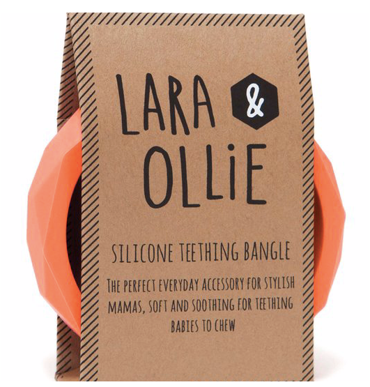 Lara & Ollie Bangle - Apricot
