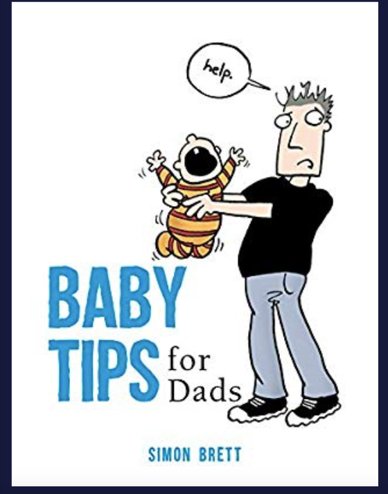Baby Tips For Dads: Simon Brett