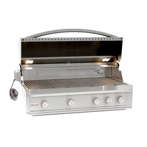Blaze 4 Burner Professional Built-In Natural Gas Grill
