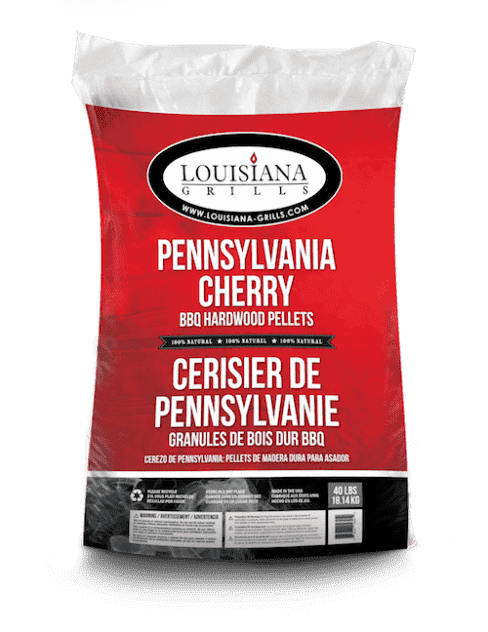 Accessories - Pennsylvania Cherry Wood Pellets  - 40 Lbs