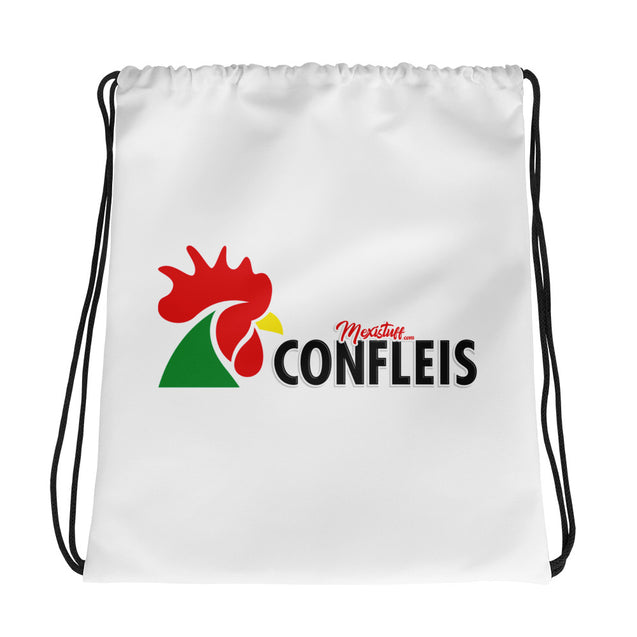 Confleis Drawstring bag