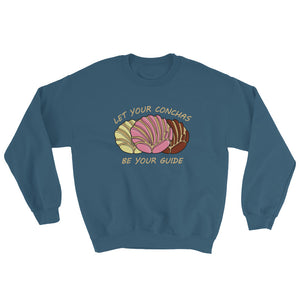 Let Your Conchas Be Your Guide Unisex Sweatshirt