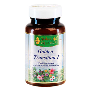 Golden transition (Menopause support 1), Maharishi Ayurveda, 60 tabletter