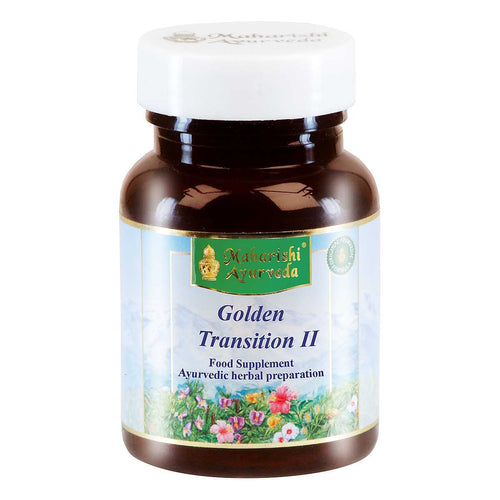 Golden transition (Menopause support 2), Maharishi Ayurveda, 60 tabletter