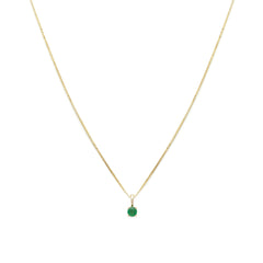 Element Necklace | Emerald