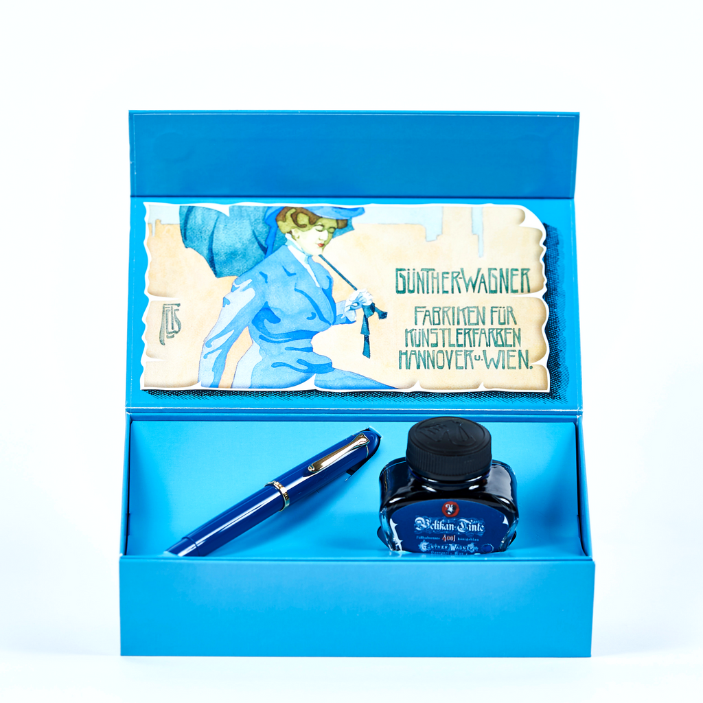 Pelikan FP | Iconic Blue Special Edition