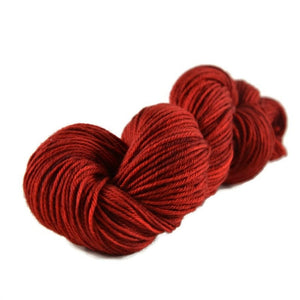 Merlin Merino Worsted Yarn - Cherry Pie