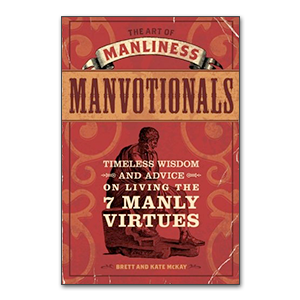 Manvotionals Book (Signed)